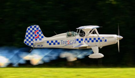 2011 Meeting de moulins - Starduster 60cm