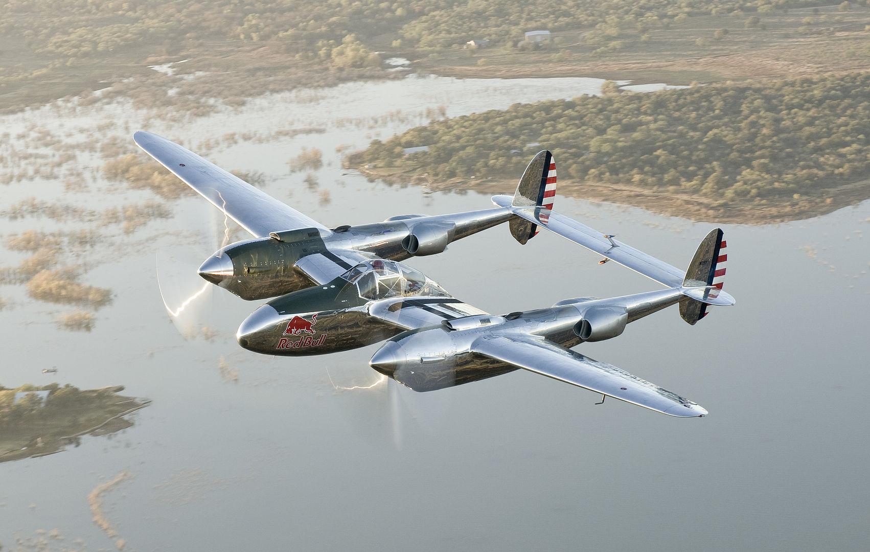 Lockheed P-38 « Lightning »