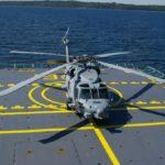 Hélicoptère UH60R-SEAHAWK