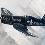 F4U-4 « Corsair » des Flying Bulls