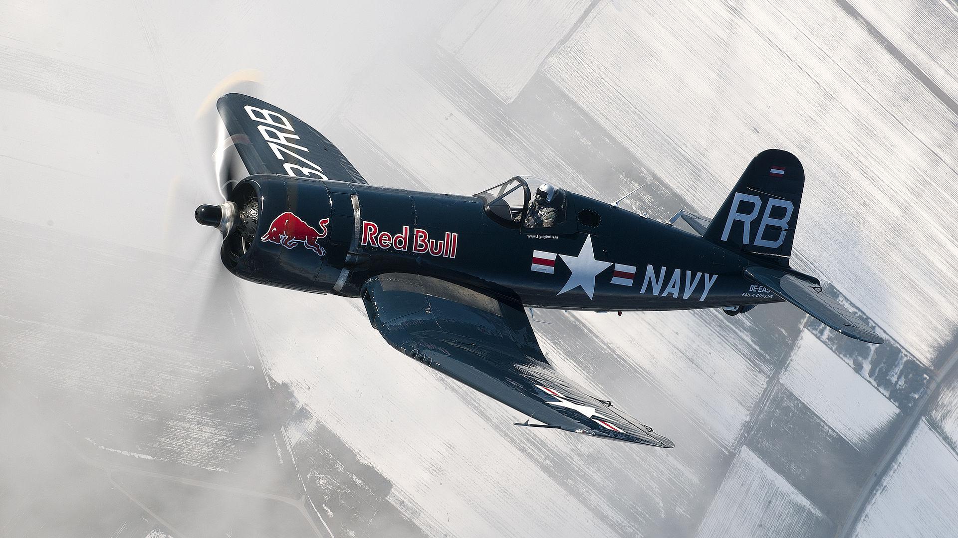 """F4U-4 """"Corsair"""" des Flying Bulls"""